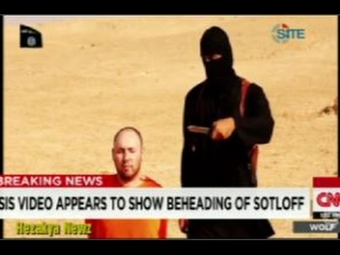 GRAPHIC VIDEO: 2ND American Journalist BEHEADED By British ISIS TERRORIST!!