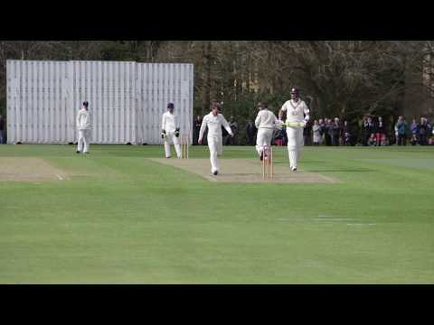 Kevin Pietersen moves to century against Oxford MCCU