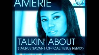 Watch Amerie Talkin About video