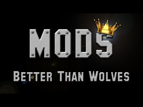 Minecraft - Better than wolves