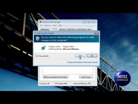 How to Remove Trojan-Ransom.Win32.Krotten by Britec