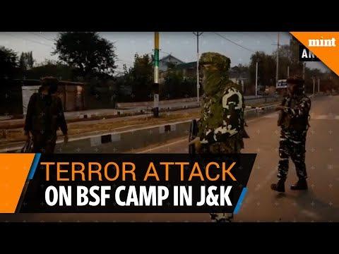 BSF camp near Srinagar airport attacked, all 4 militants killed