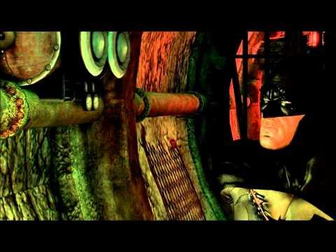 Прохождение игры Batman Arkham Asylum часть 18