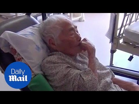 World's oldest person has died at the age of 117 years - Daily Mail