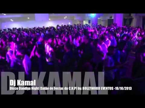 DJ KAMAL  DISCO DANDIYA NIGHT (LISBOA-PORTUGAL) 19102013