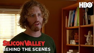 BTS w/ T.J. Miller, Thomas Middleditch & More | Silicon Valley | Season 1