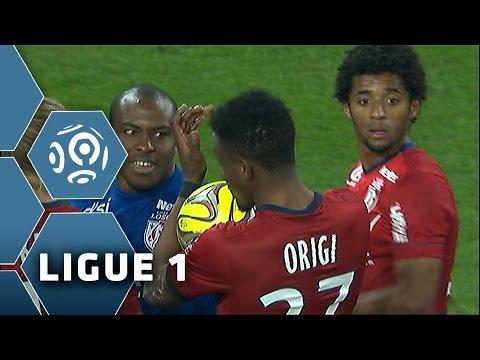 LOSC Lille - Stade Rennais FC (3-0)  - Résumé - (LOSC - SRFC) / 2014-15