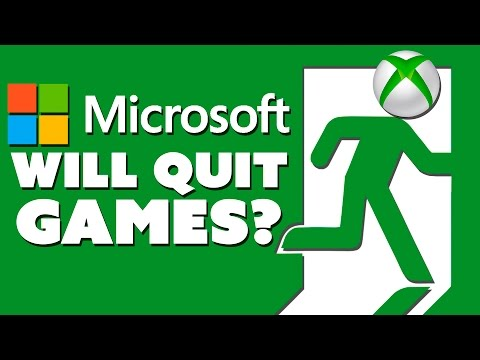 Microsoft Will Quit Games Business, Claims Analyst - The Know