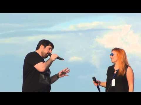 Анастасия Спиридонова и Шарип Умханов - Я люблю тебя до слез!