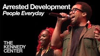 Watch Arrested Development People Everyday (Live) video