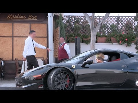 Homeless VS Rich Prank!