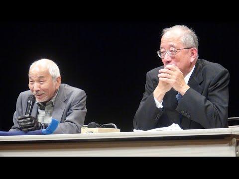 西部邁×東郷和彦×原洋之介「表現者シンポジウム」 瀬戸際の日本外交 2014 10 24 - Y