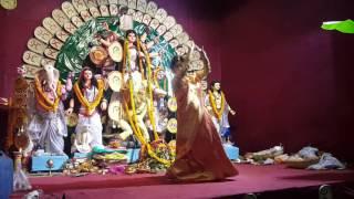Madhumadhuri choralo akash~ a dance performance