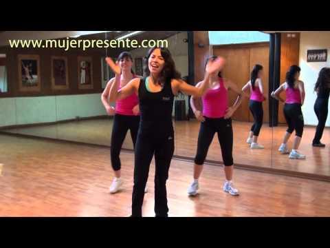 Fitness con Paola Sánchez, Baile entretenido en tu casa