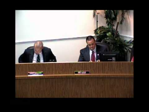 Stanly County Board of Commissioners Meeting - 7/6/2015