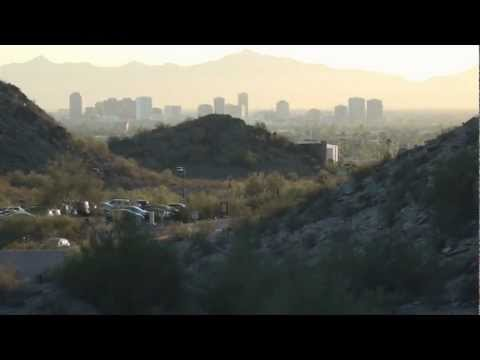 Arizona Desert Hiking: Phoenix's Squaw Peak Mountain