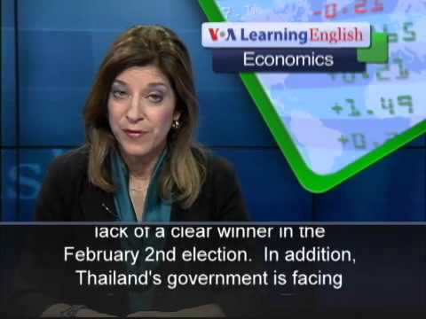 Political Unrest Threatens Thailand's Economy