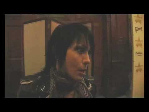 Mick Ronson Classic Rock Awards 2007 pt.1