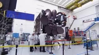 What is a satellite platform?