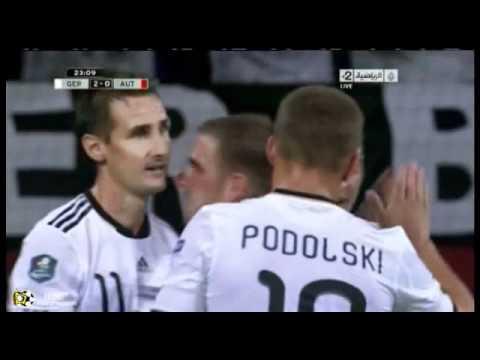 ألمانيا × النمسا - هاتريك مسعود أوزيل Music Videos