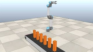 Robotic Simulation - Kinetic Vision