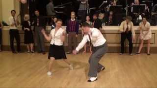 Camp Jitterbug 2013 - Strictly Lindy - Finals - Fast