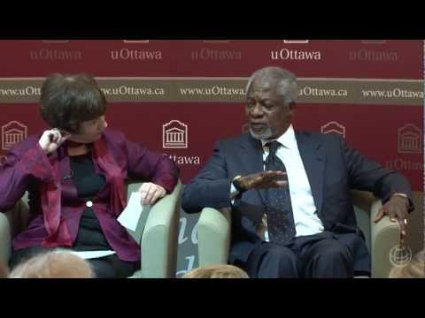 Kofi Annan: The Responsibility to Protect 10 Years On: Reflections on Its Past, Present and Future