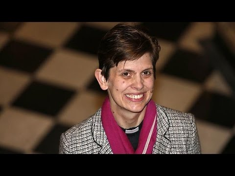 History is made - the Church of England appoints its first female bishop