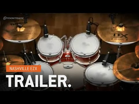 Nashville EZX® (for EZdrummer®) - Introduction