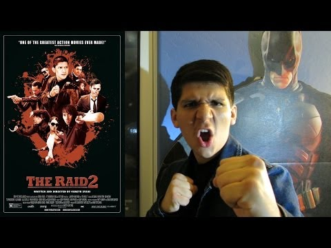The Raid 2 Movie Review video