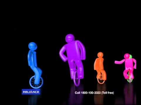 Reliance MNP - Nattu - Unicycle film