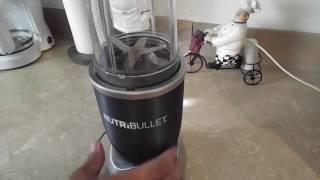 Nutribullet container won't go down 5 second fix (fix)