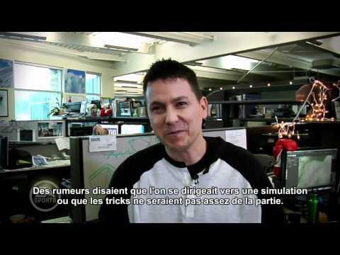 SSX - Making of #01: Tour d'horizon