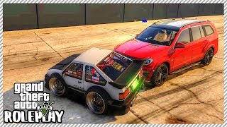 GTA 5 Roleplay - Crazy Driver Wrecked my $1,000,000 Million Car | RedlineRP #96