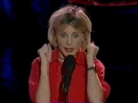 Maria Bamford Performing For The Troops