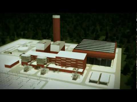 Ansaldo Energia - Gas Turbine Combined Cycle Power Plant