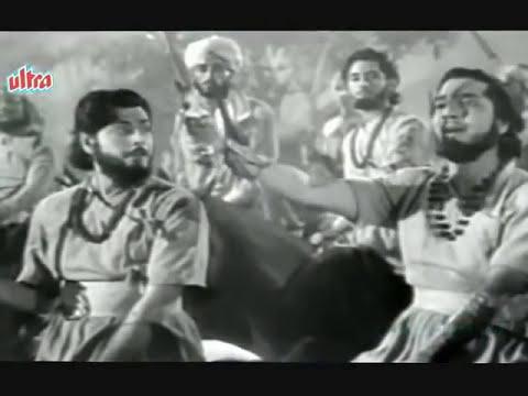 Vande Matram..Anand Math1952_Lata_Hemant Kumar_Bankim chandra...
