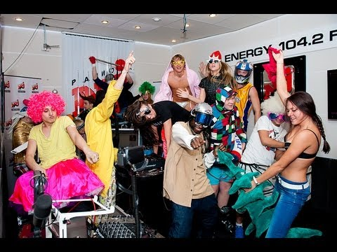 Radio ENERGY (NRJ) Russia Harlem Shake