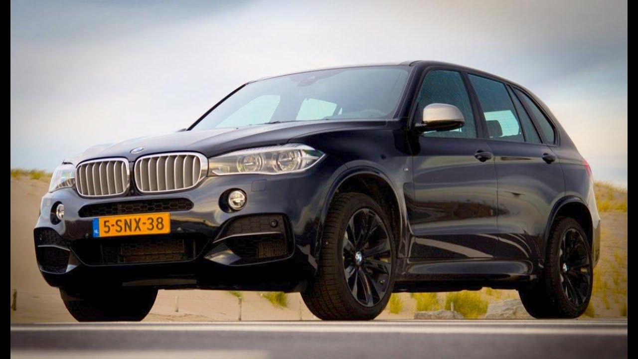 BMW X5 M50D review - YouTube