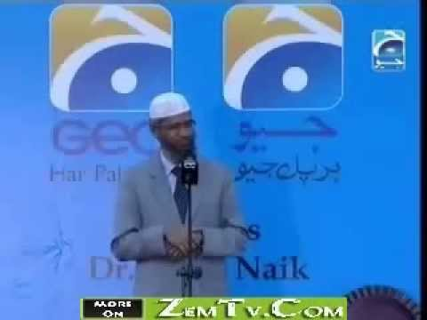 Urdu: Media And Islam - Ramadan Special On Geotv - Dr. Zakir Naik video