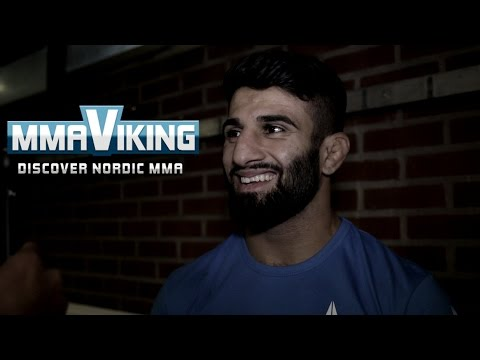 """Sirwan Kakai on getting sigend w/ UFC """"I don't know what they're waiting for"""""""