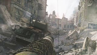 Call of Duty WW2 - Tank Mission