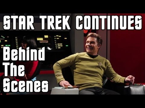 Star Trek Continues - Behind The Scenes - Story Ideas