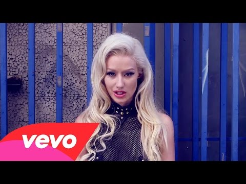 Iggy Azalea - Bak To the Future (My Time)