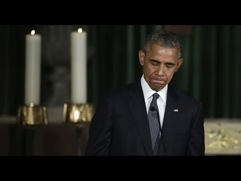 FULL: President Barack Obama speaks at Memorial for fallen Dallas Police Officers