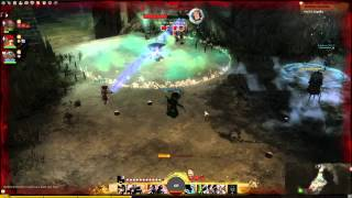 Guild Wars 2 - Ascalonian Catacombs Dungeon Noobing