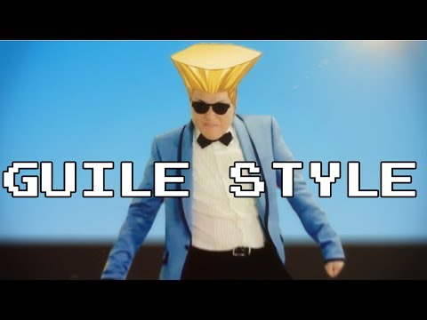Oppan Gangnam Guile video