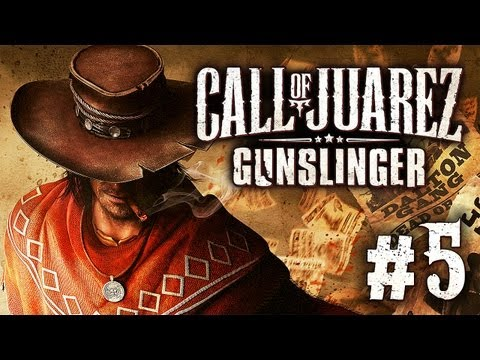 Call of Juarez: Gunslinger - Let's Play #5 - Nochmal, anders!