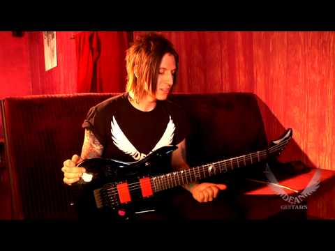 Dean Artist Interview! Jacky Vincent of Falling in Reverse rocks with Dean Guitars!