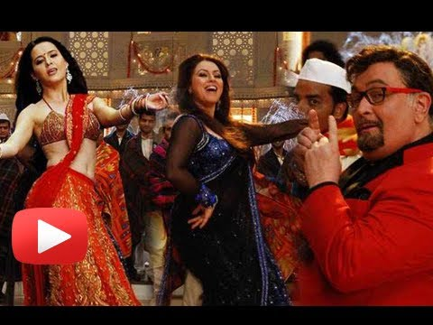 Watch Rishi Kapoor In Item Song  Kambal Ke Neeche Kya Hai